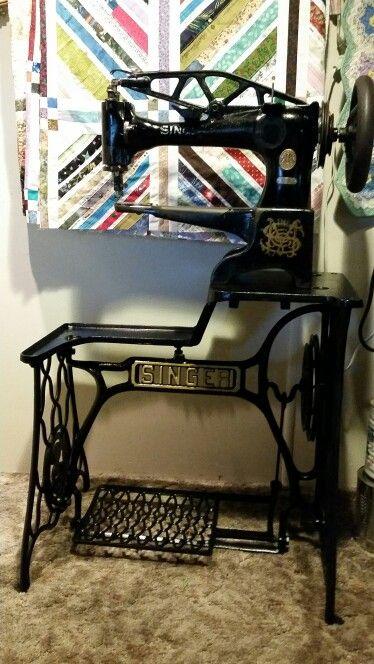 singer cobblers sewing machine