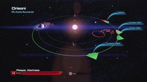 Athena Nebula, Orisoni   ME3 Scanning Maps   Pinterest ...