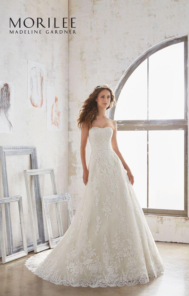 17 best MORILEE BLU SS17 images on Pinterest   Wedding frocks, Short ...