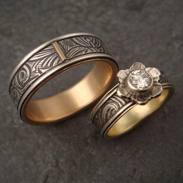 Best 25+ Couple ring design ideas on Pinterest
