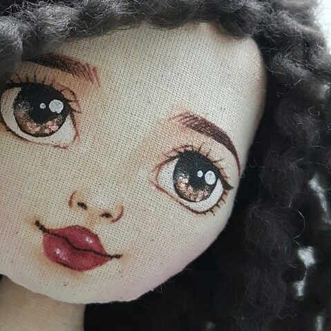 Pırıl  For handmade dolls that have interchangeable eyes and mouths, visit jessicadolls.com!