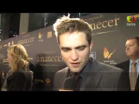 MADRID SPAIN BD2 premiere Red Carpet interview 2012