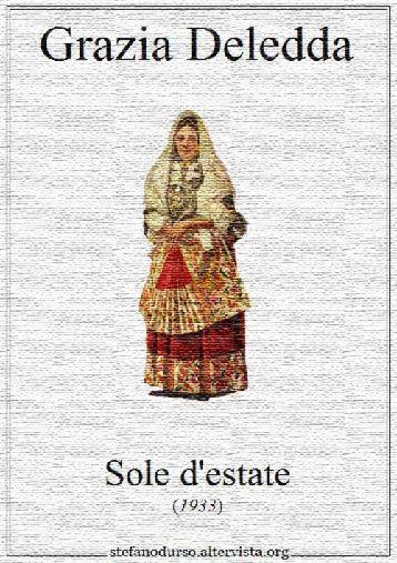I romanzi di Grazia Deledda Tuttolibri 27 11 2010 - Isrecsavona.it