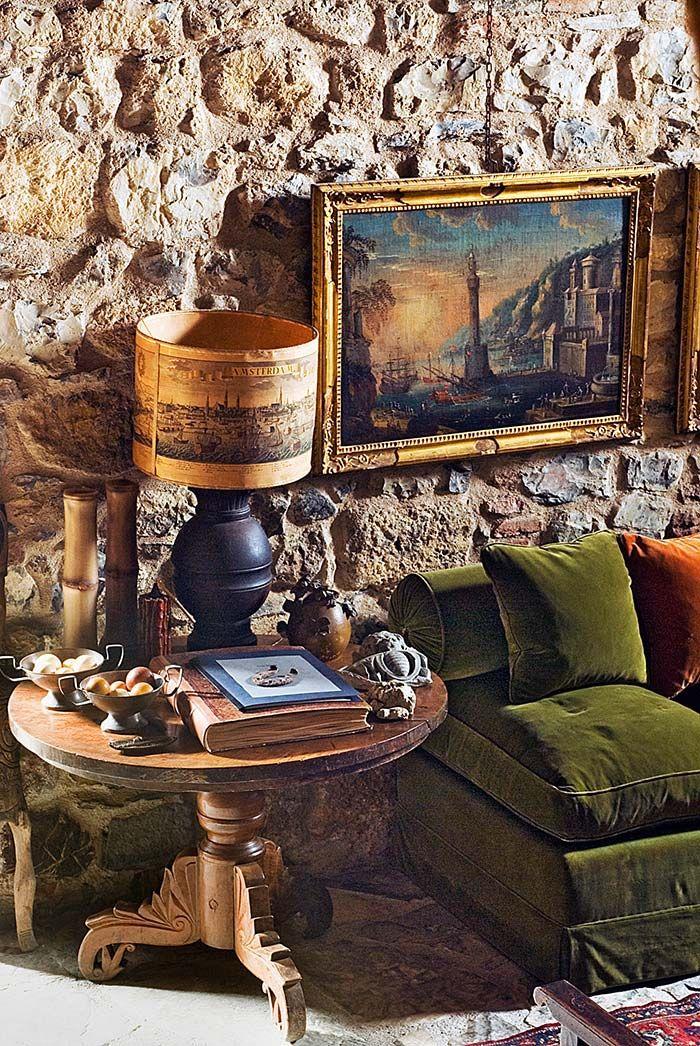 Легенды Италии: отели-замки в Тоскане и Умбрии   CNTraveller