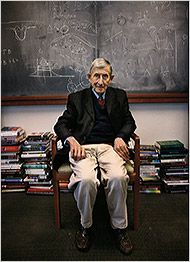 The Civil Heretic - Freeman Dyson - Profile - NYTimes.com
