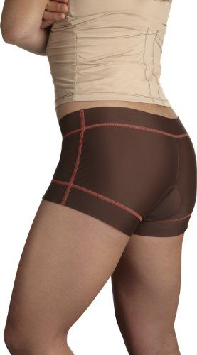 "Cycling  padded ""bloomers"" to wear under your clothes turn any outfit into a cycling outfit."