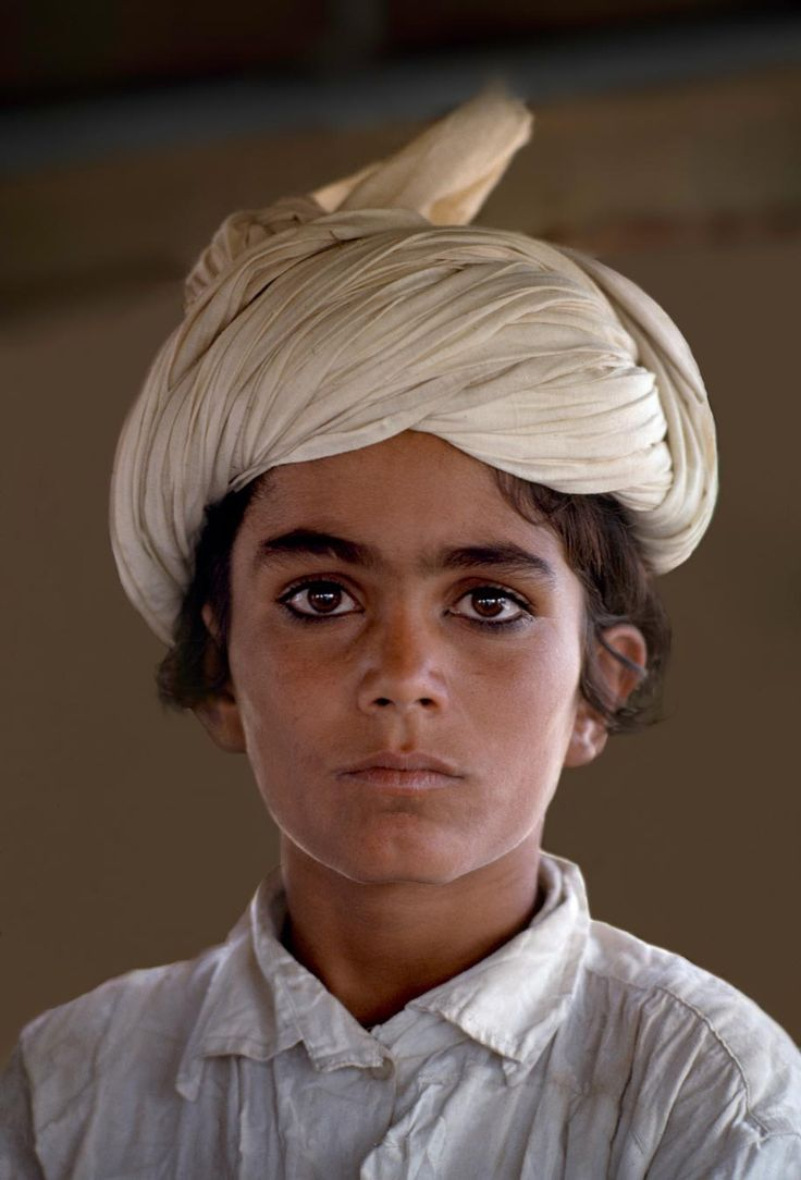 Children | Steve McCurry - Baluchistan