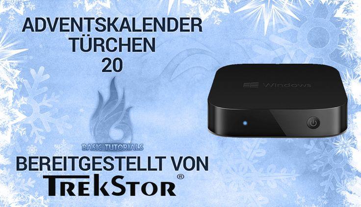 TrekStor MiniPC W1 Gewinnspiel