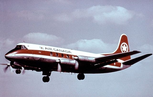 1 March 1970 - Air Canada Flight 106, a Vickers 757 Viscount collided in mid-air with Ercoupe 415 CF-SHN on approach to Vancouver International Airport. The Ercoupe pilot was killed. All 33 on board flight 106 survived. Probable cause: The see-and-be-seen concept, although augmented by radar, was ineffective. The procedures to ensure safe separation of mixed traffic in the Vancouver area are obsolescent.