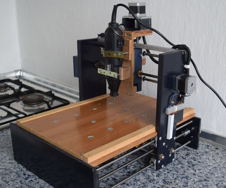 Hi everyone.I consider that CNC machines are useful tools which allow you to make high precision things that handmade would be way difficult. So a year ago, my...