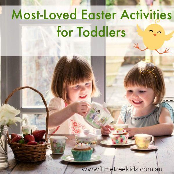 The Best Easter Activities, Art and Craft for Toddlers  #limetreekids #play #kids #fun #limetreemummablog