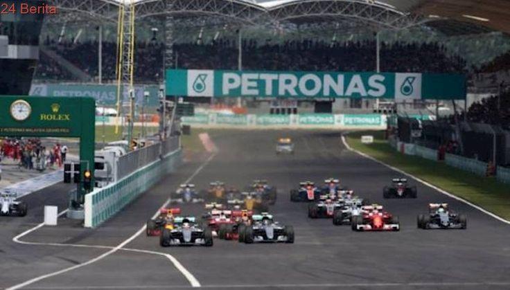 Alasan Mantan Bos F1 Jarang Datang ke Sirkuit