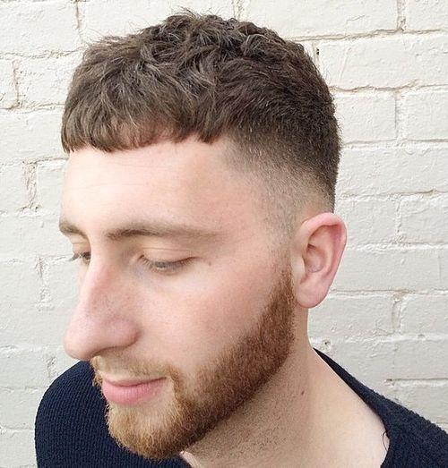 How To Trim Mens Long Hair With Scissors : Military haircuts for men: the guide awesomeness