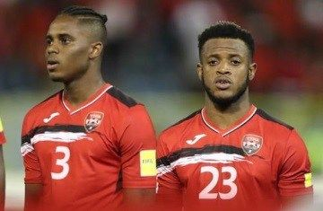 Trinidad and Tobago 2018 World Cup Qualifying Joma Home Kit