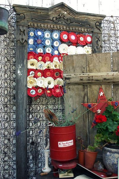 We've always wondered what to do with the horse show ribbons!