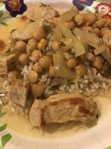 Check out our latest feature recipe on goodfoodnewjersey.com PORK @ CHICKPEA Stew