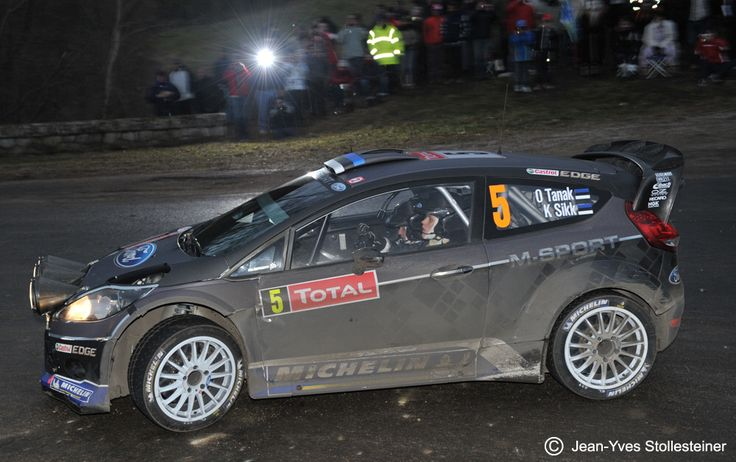 Ford Fiesta RS WRC 2012