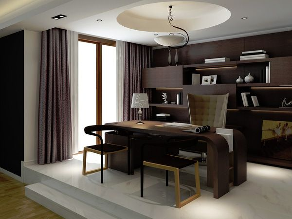 Awesome Simple But Professional Office Interior Design  PPB Office  Home