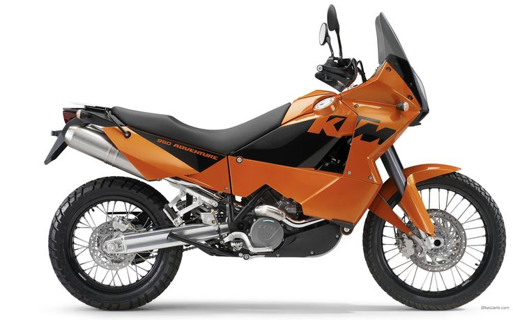 KTM 950 Adventure 1920 x 1200 wallpaper
