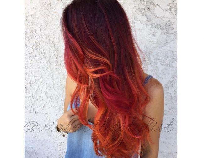 Rude ombre - włosy z gradientem w najpiękniejszym wydaniu. 20 niezwykłych inspiracji - Strona 6