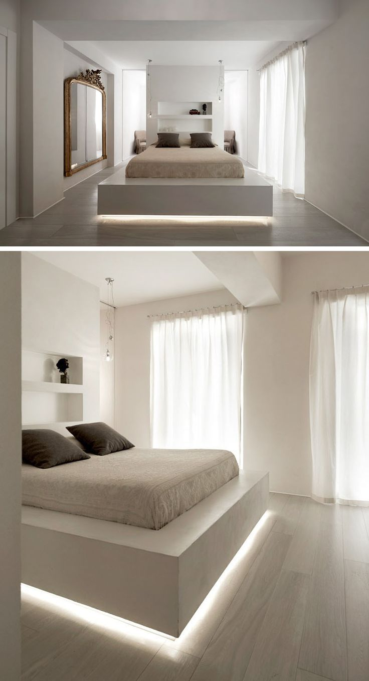Best 25+ Led bedroom lights ideas on Pinterest | Under bed ...