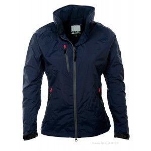 Musto Ladies' Breathable Corsica Jacket – Navy SB014WO | Country Attire