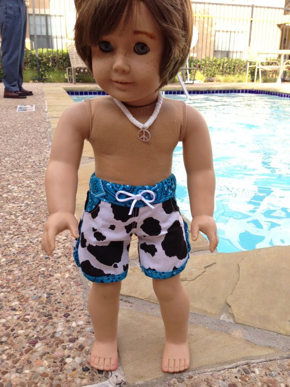 how to make an american boy doll