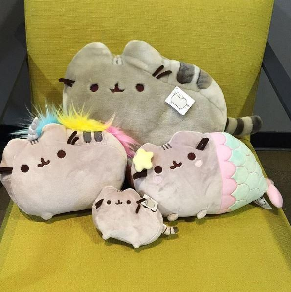 Cuteness overload // Pusheen The Cat Merchandise