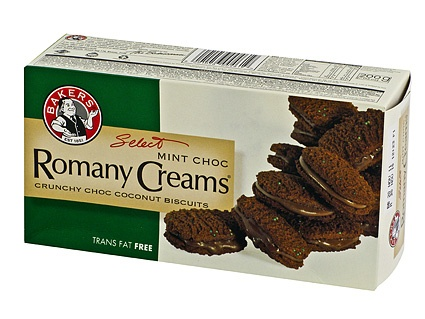 romany creams   Romany Creams Mint Choc - Your South African Shop in the UK South ...