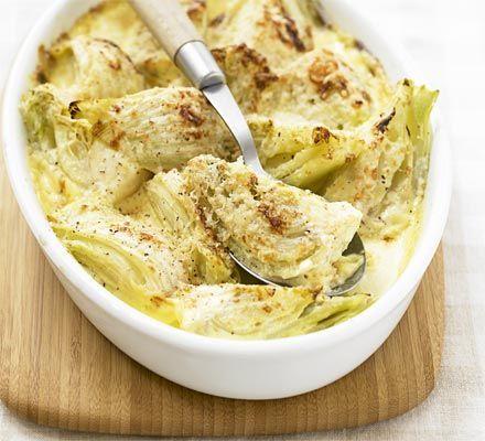 Tried & True Fennel gratin - good w/ a subtle fennel flavor - need to thicken the cream sauce next time!