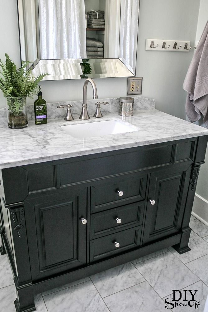 Dark Vanity Bathroom Ideas Beautiful Best 25 Dark Vanity Bathroom Ideas On Pinterest Bathroom Cabinets Diy Dark Vanity Bathroom Black Vanity Bathroom