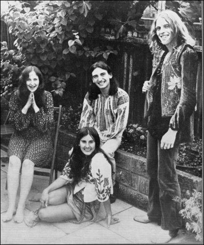 Scottish Bands: THE INCREDIBLE STRING BAND . ... 1970 .... Scottish