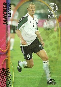 2002 Panini World Cup #56 Carsten Jancker Front
