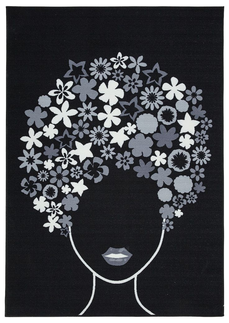 Kodin1, Yllätyspäivät-tarjous, Flowerhair-bukleematto