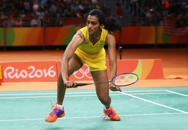 Kowloon: Rio Olympic silver-medallist PV Sindhu stormed into the quarter-finals of the Hong Kong Super Series after dismantling Aya Ohori of Japan in a straight game win here on Thursday.  Sindhu triumphed the Japanese 21-14, 21-17 in the second round match which lasted over 39 minutes.  Second-seeded Sindhu is now expected to take on China Open winner Akane Yamaguchi in the next match.