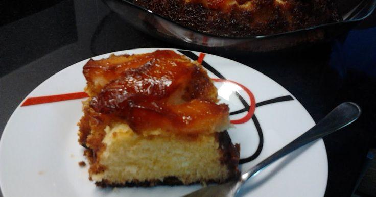 Receita Bolo de Marmelo Caramelizado Ingredientes do Caramelo: 125g açúcar para o caramelo Ingredientes do Marmelo C...