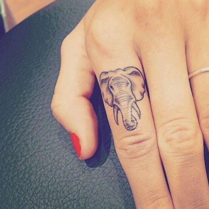 1001 Ideas Y Consejos De Tatuajes En Los Dedos Tatuajes