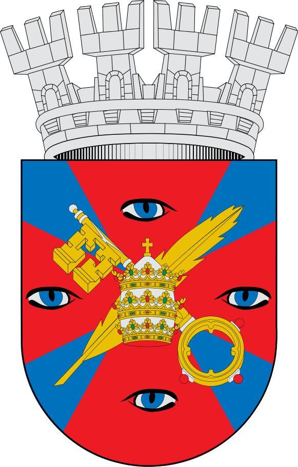 Escudo de la Comuna de San Fabián