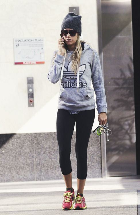 wake-up-with-determination:    Honestly love Ashley Tisdale. She's one celebrity that I always see pictures of her working out or in workout gear. Seriously love love love her!