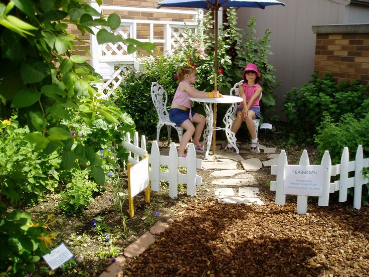 backyard play area for kids | Garden for Children | Beautifying the outdoors at school.com site