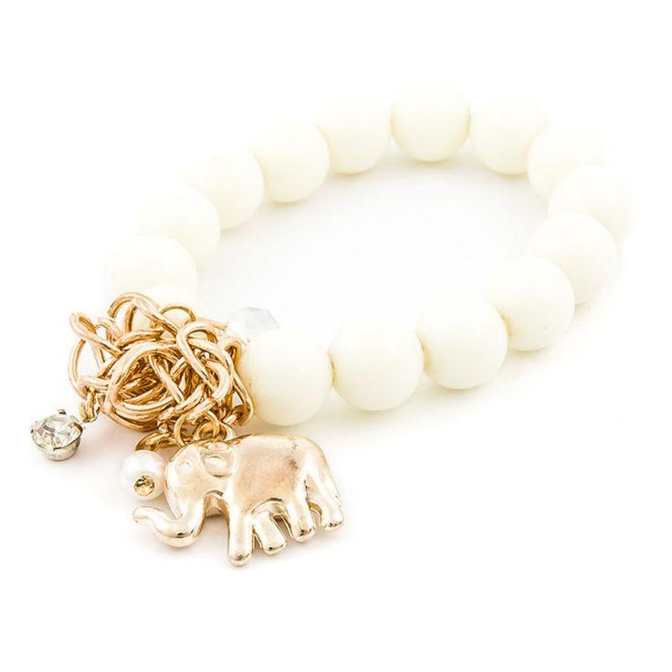 Bransoletka Lucky Elephant