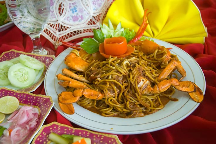 Mie Aceh (Aceh noodLe) my favorite <3