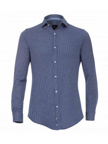 Uninahes Jersey Hemd - Uni - Business-Hemden - Venti