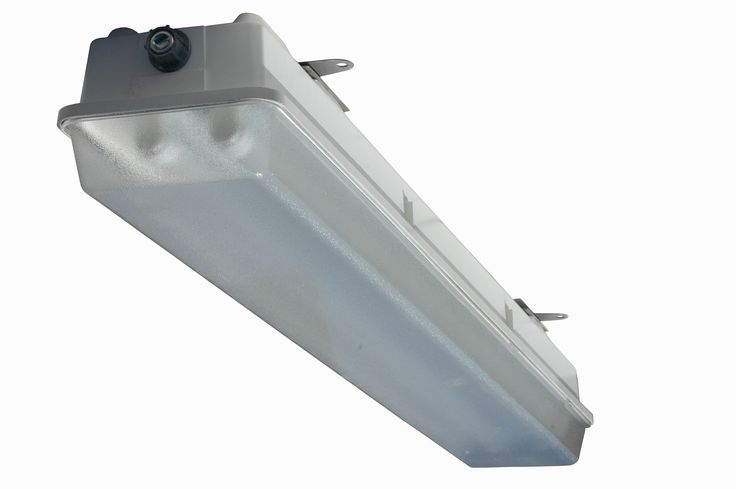 Fluorescent Light Fixtures Emergency Backup