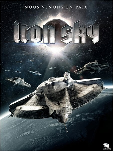 Iron sky. Primé au BIFFF, ce film est un ovni https://www.youtube.com/watch?v=Py_IndUbcxc&nohtml5=False