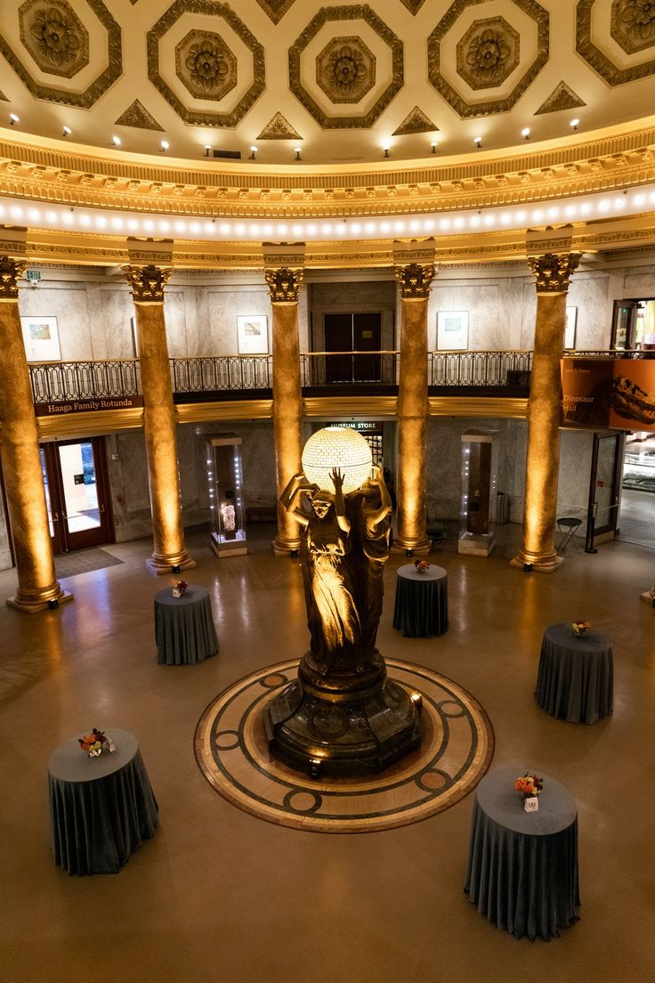 Weddings at Natural History Museum of Los Angeles County