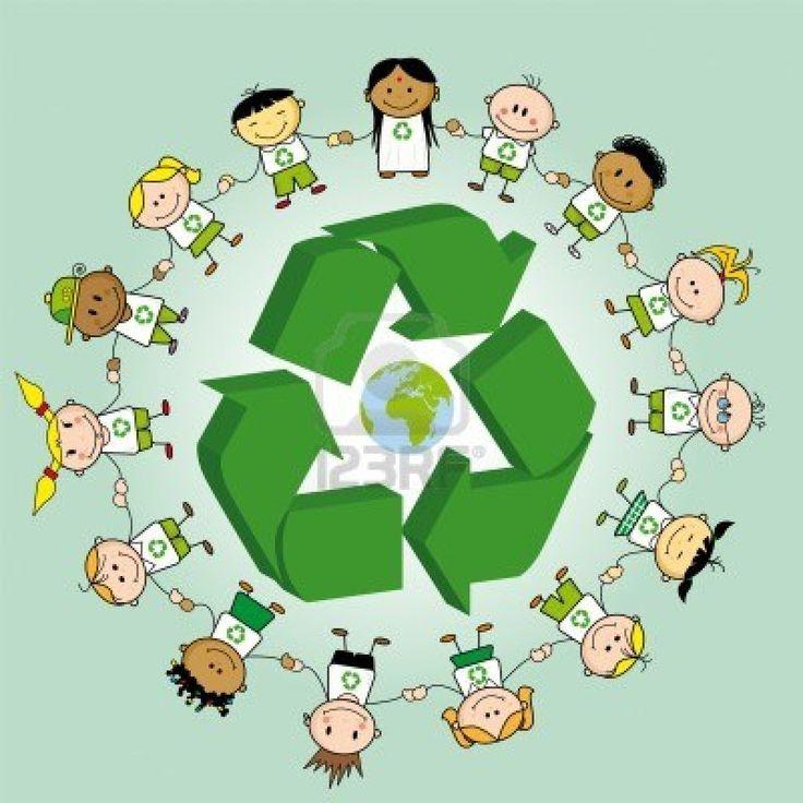 Όλγα  Νηπιαγωγός: Ανακύκλωση στο Νηπιαγωγείο !   ( 1ο )