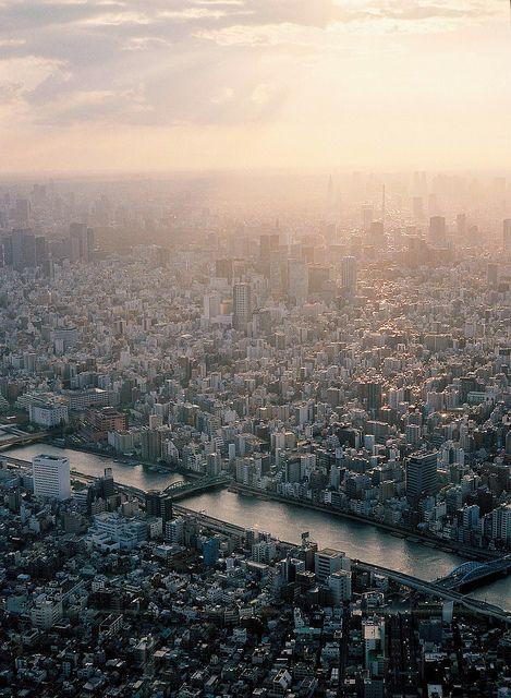 Je vivrai au Japon