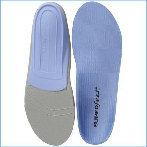 5. Superfeet BLUE Premium Insoles