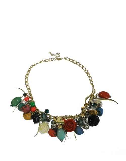 #necklace with decoratives! #toimoifashion #fashion #fashionable #style #stylish #ss13 #summer #trends